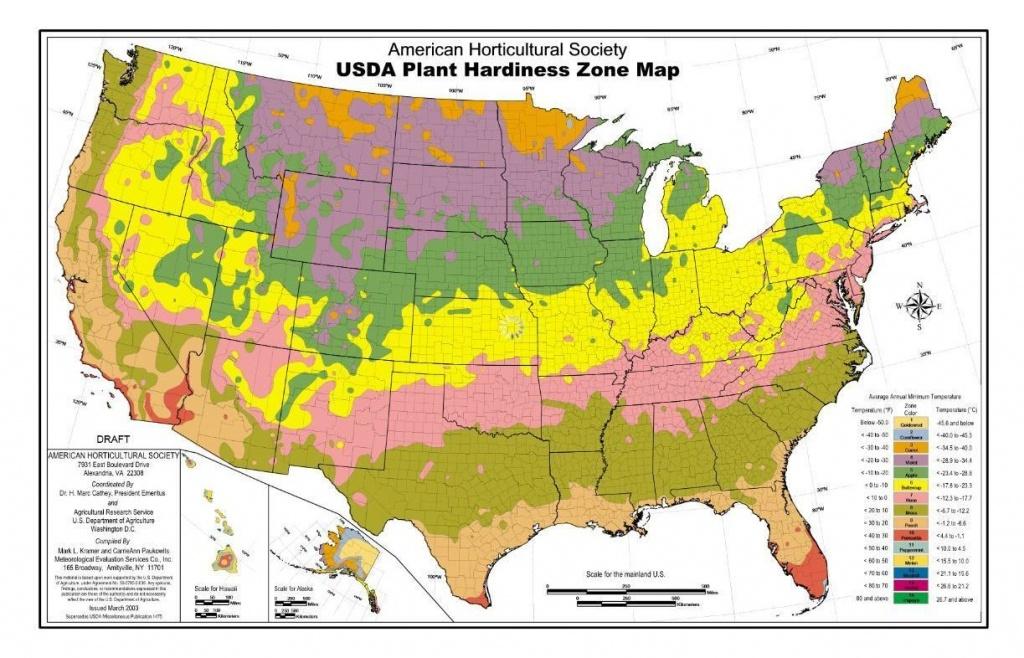 Understanding A Heat Zone Map For Gardening In Chicago - Lawnstarter - Plant Zone Map Florida