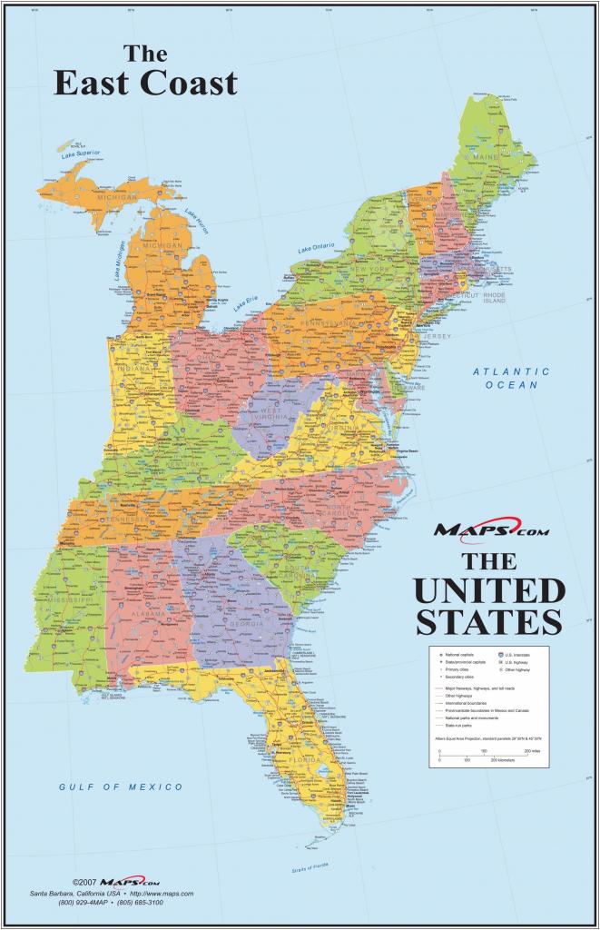 United States Map East Coast West Coast New Map Eastern Florida Best - Map Of Florida West Coast Beaches