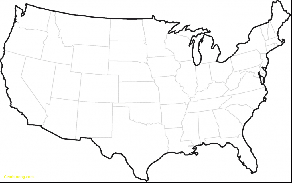United States Map Png , (+) Pictures - Trzcacak.rs - Us Map Quiz Printable Free