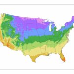 United States Plant Zone Map | Plantaddicts   Florida Growing Zones Map