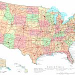 United States Printable Map - Printable State Maps With Cities