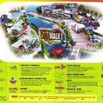 Universal Citywalk Guidemaps - Universal Studios Florida Citywalk Map