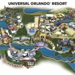 Universal Resort Map. Staying At Hard Rock Hotel Means You're Close   Universal Studios Florida Hotel Map