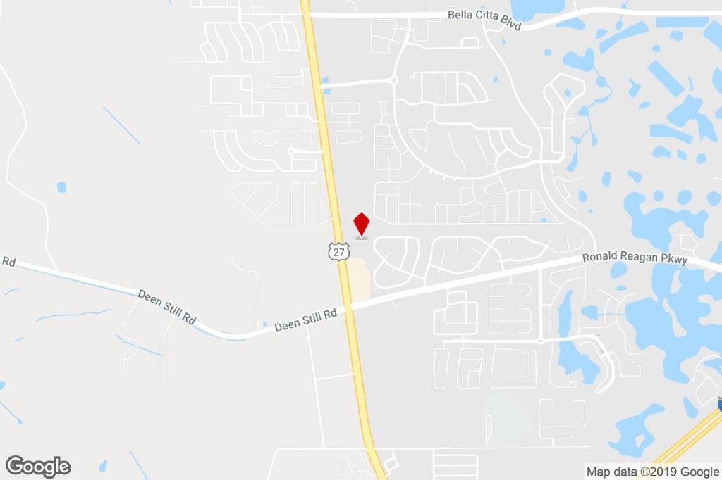 Us Highway 27, Davenport, Fl, 33836 - Commercial Property For Lease - Google Maps Davenport Florida