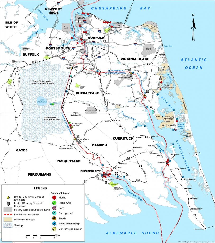 Us Intracoastal Waterway Map Icw1 Image001 Elegant Florida Georgia - Intracoastal Waterway Florida Map