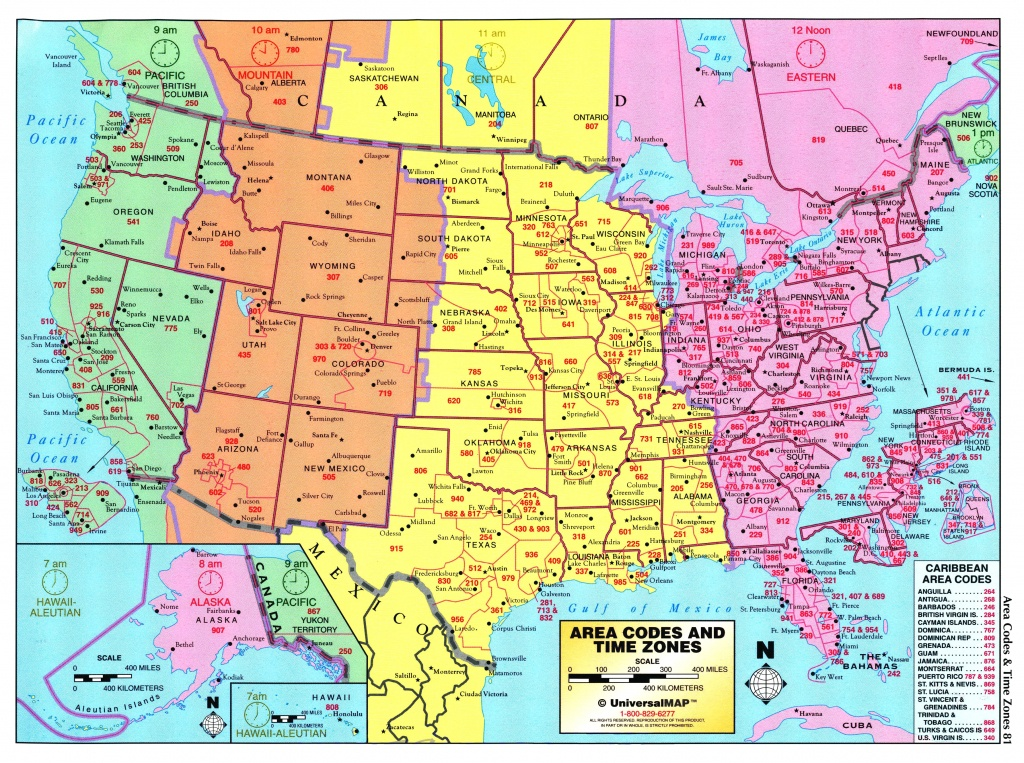 Us Maps Time Zone And Travel Information | Download Free Us Maps - Maps With Time Zones Printable
