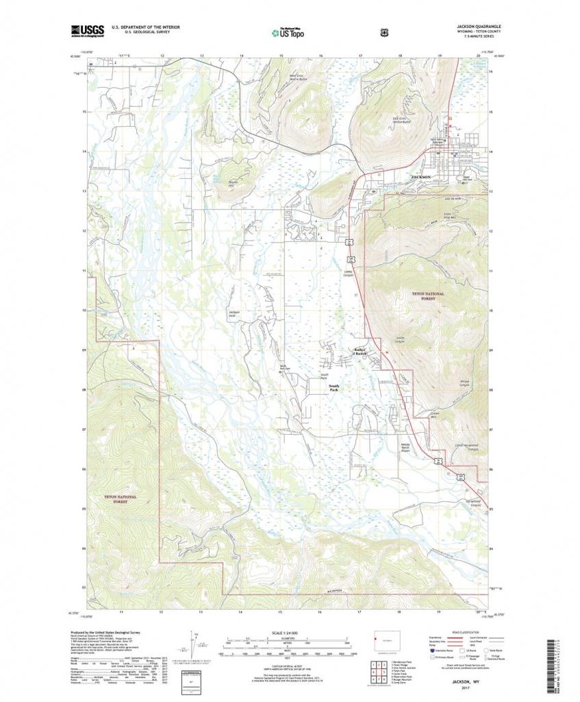 Us Topo: Maps For America - Printable Topo Maps Online