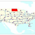 Usa Map With Major Highways | Sksinternational - Printable Us Map With Interstate Highways