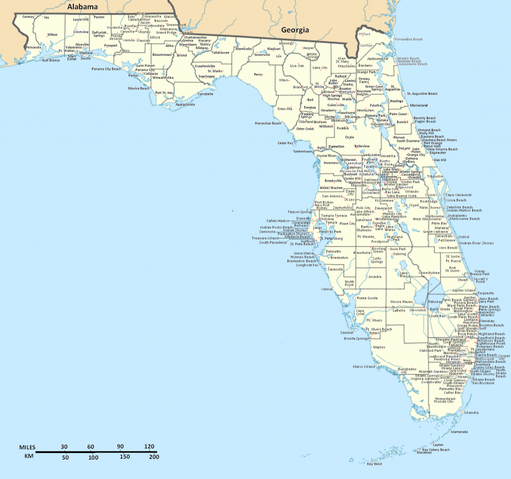 Usa Port Of Call Destination Maps - Florida Destinations Map