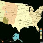 Usa Time Zone Map – With States – With Cities – With Clock – With – Us Timezone Map Printable
