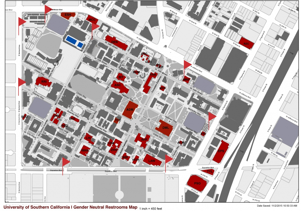 Usc Medical Campus Map Related Keywords & Suggestions - Usc Medical - Usc Campus Map Printable