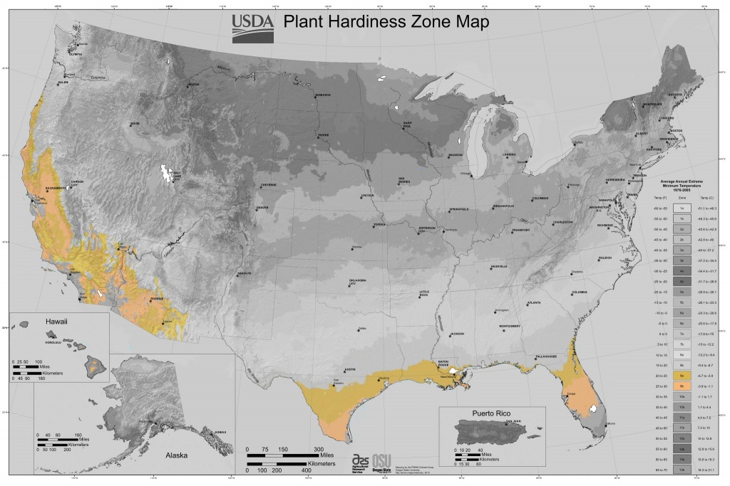 Usda Gardening Zone 9 | Lovetoknow - Texas Garden Zone Map