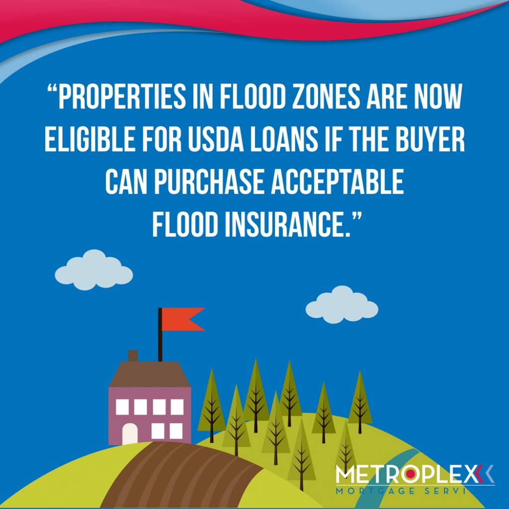 Usda Loan With A Property Located In A Flood Zone? | Usda Loan Pro - Usda Eligibility Map For Florida