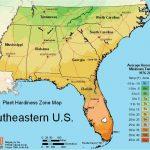 Usda Plant Hardiness Zone Mapsregion   Florida Growing Zones Map
