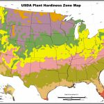 Usda Zone Map For Los Angeles Gardeners   Lawnstarter   California Heat Zone Map