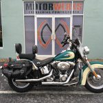Used 2009 Harley Davidson Heritage Softail Classic | Motorcycles In   Harley Davidson Dealers In Florida Map