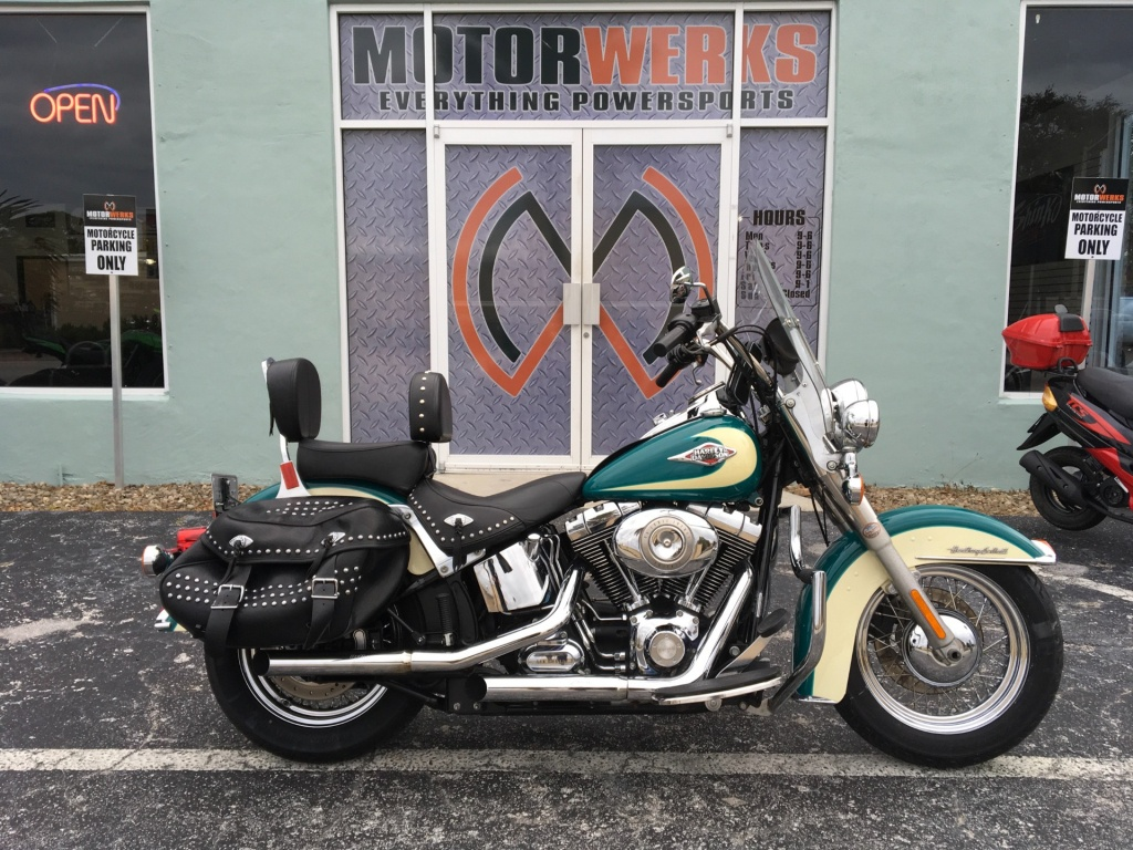 Used 2009 Harley-Davidson Heritage Softail Classic   Motorcycles In - Harley Davidson Dealers In Florida Map