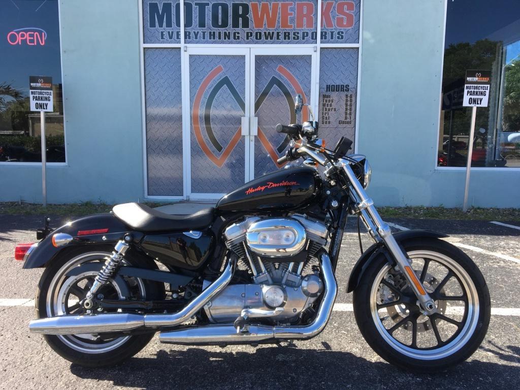 Used 2013 Harley-Davidson Sportster® 883 Superlow®   Motorcycles In - Harley Davidson Dealers In Florida Map