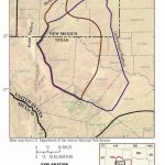 Usgs Announces Largest Continuous Oil Assessment In Texas And New Mexico   Spring Texas Map