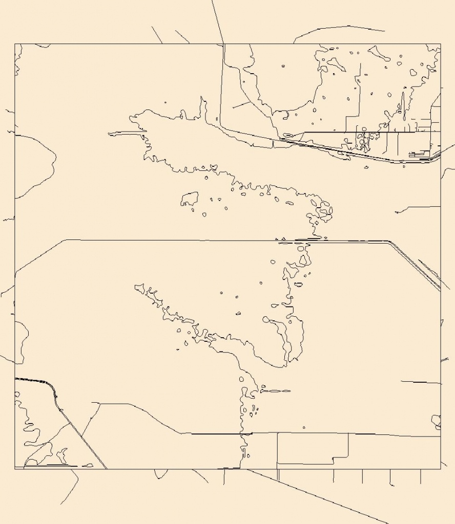 Usgs Topo Map Vector Data (Vector) 24736 Lakeport, Florida 20180626 - Usgs Topographic Maps Florida