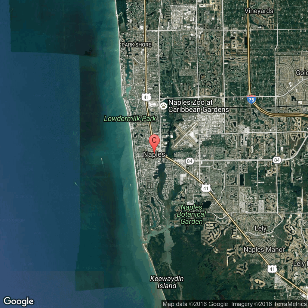 Vacations For Families In Naples, Florida   Usa Today - Map Of Hotels In Naples Florida