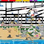 Venice Map | La In 2019 | Venice California, Venice Beach Florida   Map Of Venice California Area