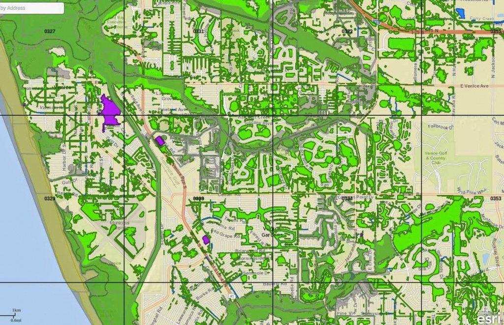 Venicefl Real Estate: New Sarasota County Flood Maps, Part 2 - Fema Flood Zone Map Sarasota County Florida