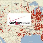 Verizon Wireless Plans And Coverage Review   Verizon Service Map California