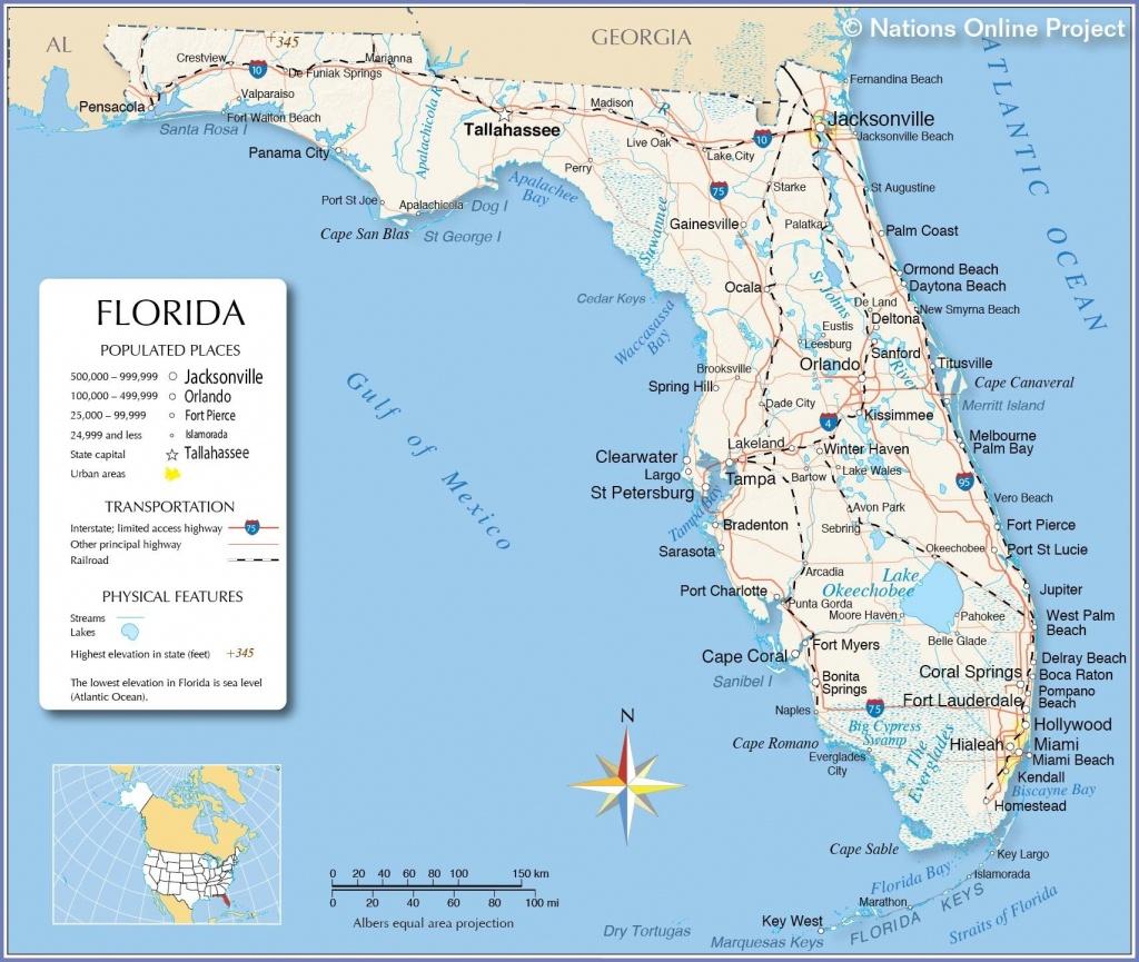 Vero Beach Florida Street Map   Beach Destination - Street Map Panama City Florida