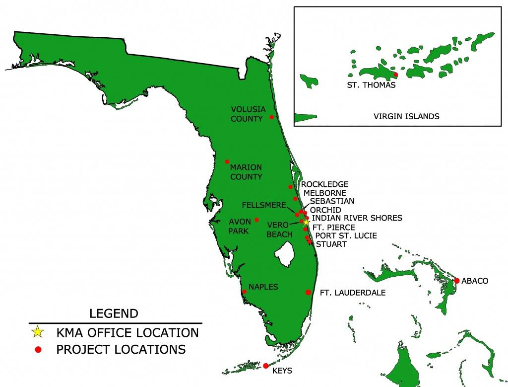Vero Florida Map | Danielrossi - Google Maps Vero Beach Florida
