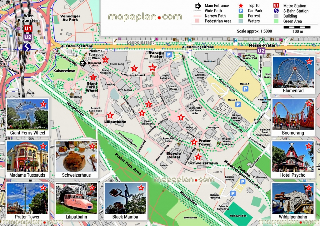 Vienna Maps Top Tourist Attractions Free Printable City – Vienna - Printable Tourist Map Of Vienna