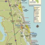 View St. Augustine Maps To Familiarize Yourself With St. Augustine   Ponte Vedra Florida Map
