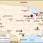 Villes Aux États-Unis — Wikipédia - Atlanta Texas Map