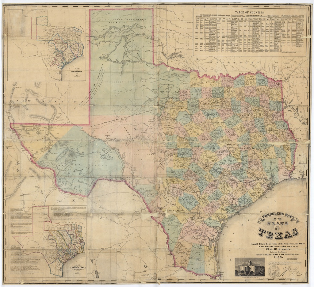 Vintage Texas Map   A R T In 2019   Map, Texas, Texas Signs - Vintage Texas Map