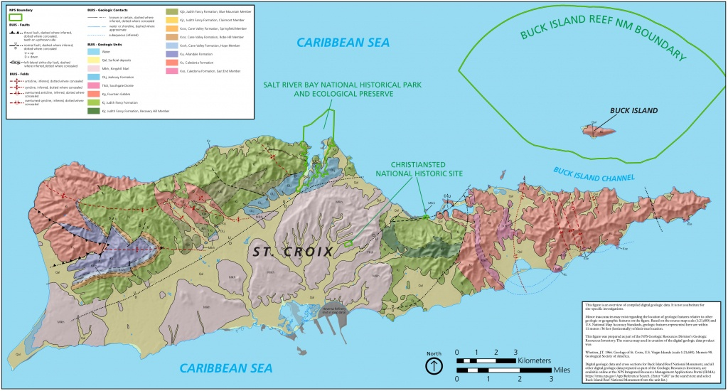 Virgin Islands Maps   Npmaps - Just Free Maps, Period. - Printable Map Of St Croix
