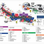 Visitor Map | Citywalk Hollywood - Universal Studios Florida Citywalk Map