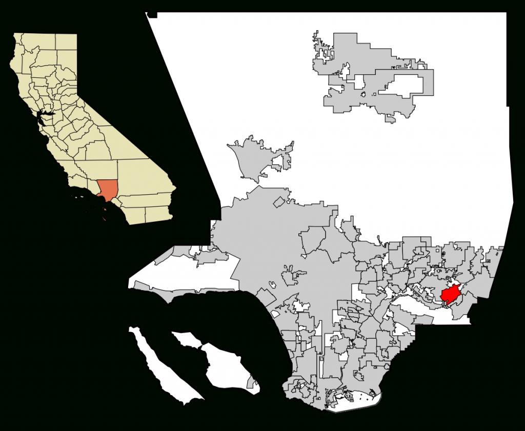 Walnut, California – Wikipedia In Map Of California Cities Walnut - Walnut California Map