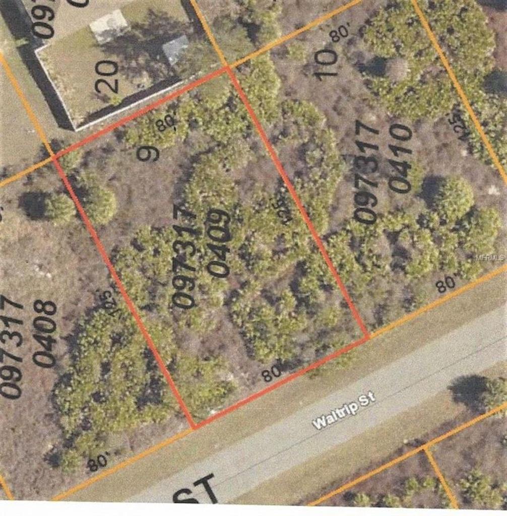 Waltrip Street, North Port, Fl 34287   Mls# C7415388   Purplebricks - North Port Florida Street Map