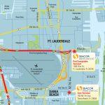 Warehouse Services At Port Everglades, Fort Lauderdale   Port Everglades Florida Map