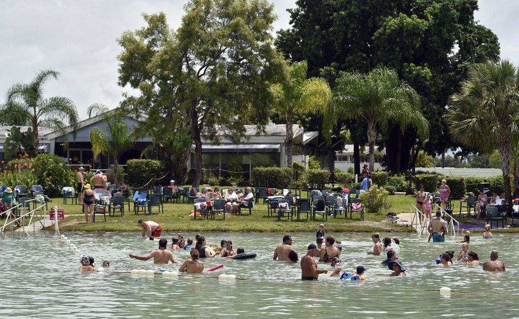 Warm Mineral Springs Master Plan To Be Discussed At Workshop - News - Warm Mineral Springs Florida Map