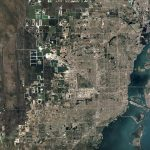 Watch A Google Maps Time Lapse Of Miami's Growth Over 32 Years   Miami Florida Google Maps