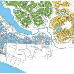 Watercolor Map Florida   Beach Group Properties - Seaside Florida Map