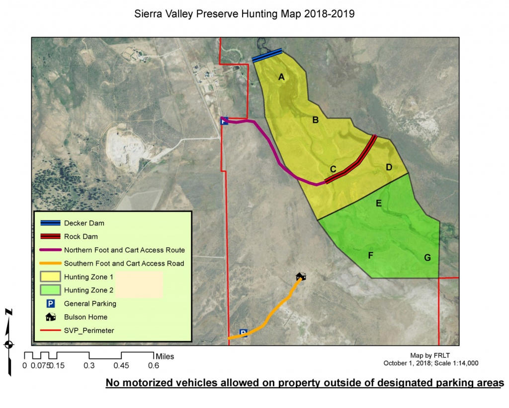 Waterfowl Hunting--Svp | Feather River - California Lead Free Hunting Map