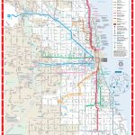 Web Based System Map   Cta   Printable Map Of Downtown Chicago
