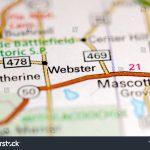 Webster Florida Usa On Map Stock Photo (Edit Now) 1120492133 – Webster Florida Map