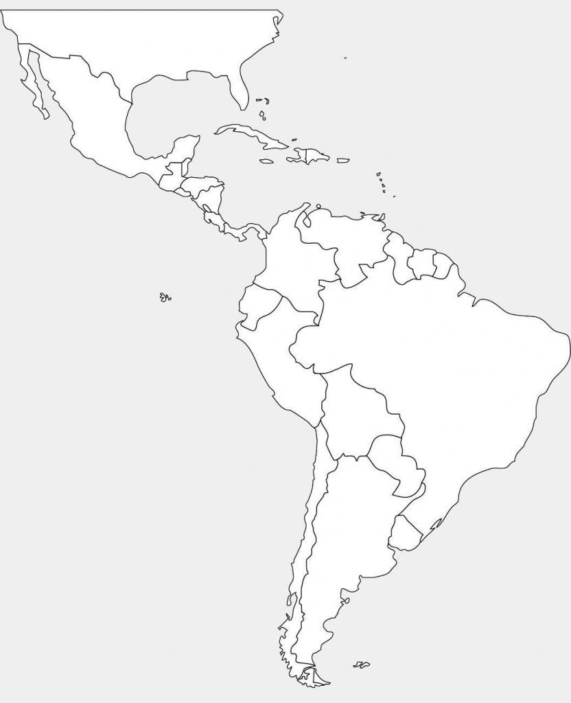 Western Hemisphere Maps Printable And Travel Information | Download - Hemisphere Maps Printable