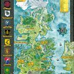 Westeros | Klaradox   Printable Map Of Westeros