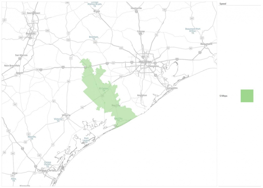 Wharton County Electric Cooperative Availability Areas & Coverage - Texas Electric Cooperatives Map