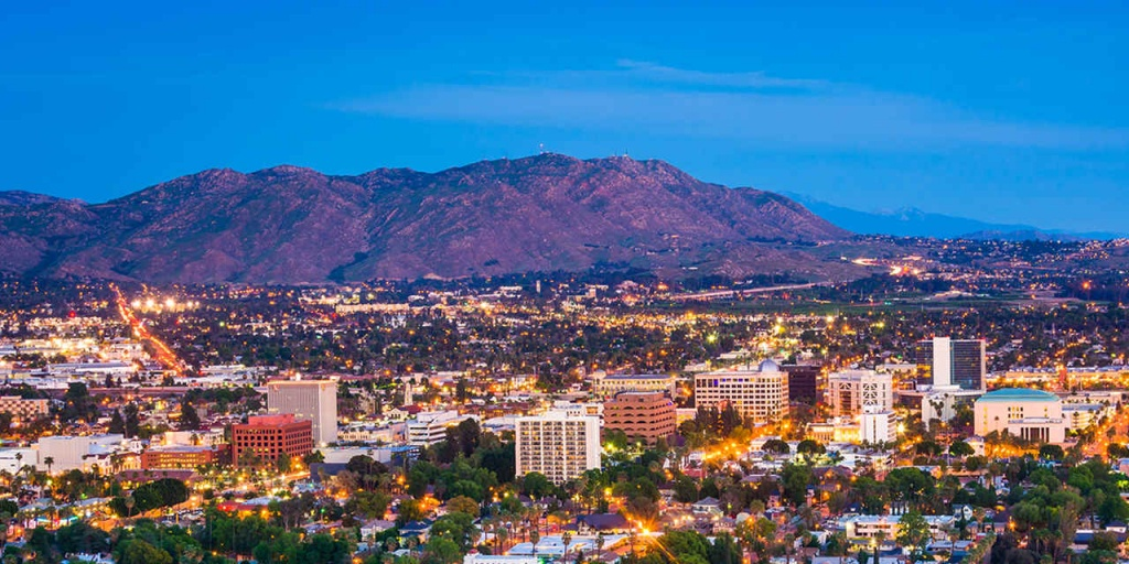 What To Do And See In Riverside, California - Riverside California Map