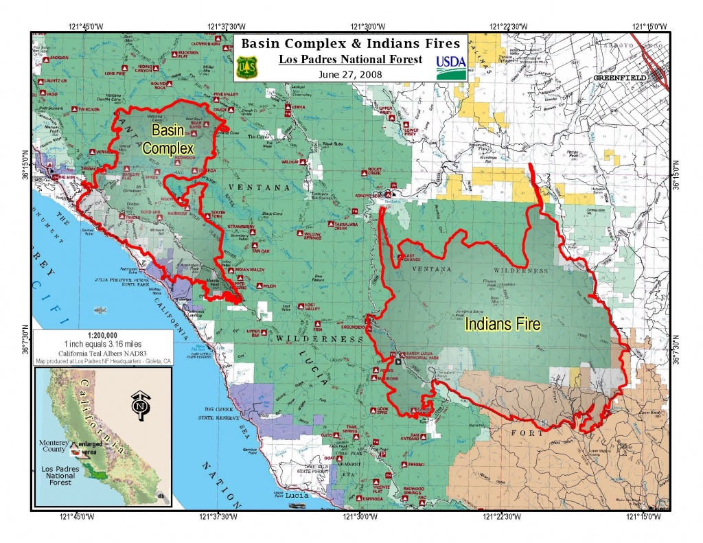 Where Are The California Fires Burning Map   California Map 2018 - Live Fire Map California